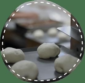 無添加生地のパン